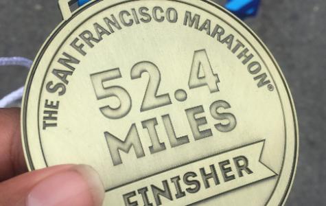 Amal Mehta: Ultra-marathoner