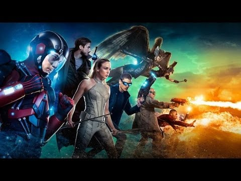 Legends of Tomorrow Review