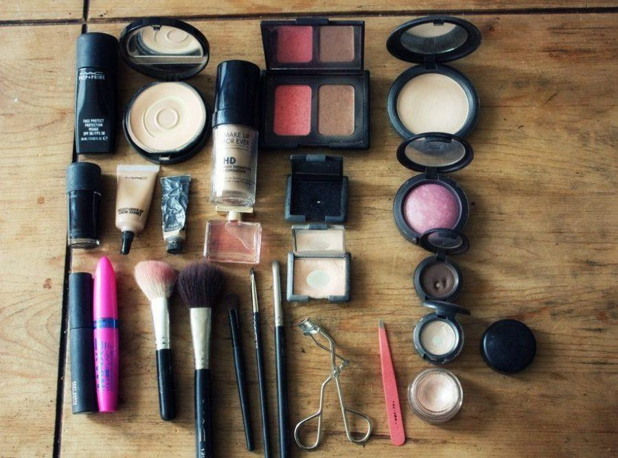 The Evolution of Makeup