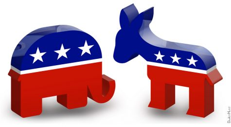 Spotlight – A Difference in Political Opinion