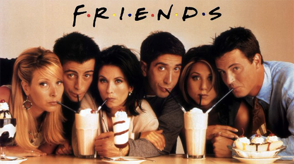 Which Friends Character Are You?