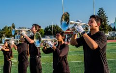 Students to receive PE credits for marching band