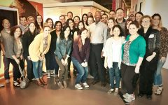 CHS Staff Visits Museum of Tolerance
