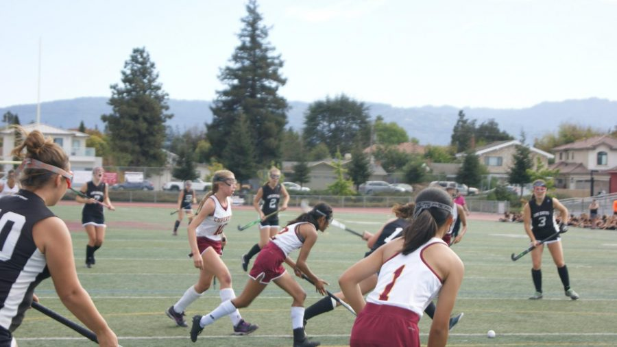 Cupertino Field Hockey Wins Big at Longhorn Roundup