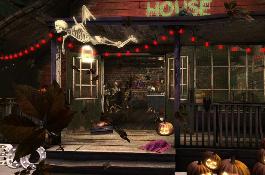 Fall Formal: A Short Horror Story
