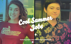 Cool Summer Jobs at Cupertino High School