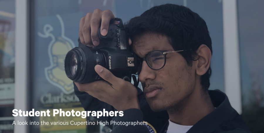 A Snapshot in the Lives of Cupertino High Student Photographers