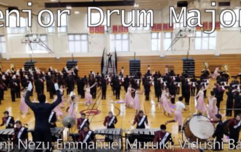 Senior Spotlight #3: CHS Drum Majors