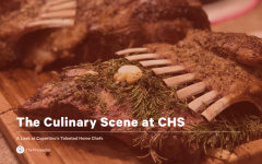 The Culinary Scene at CHS: A Look at Cupertino's Talented Home Chefs