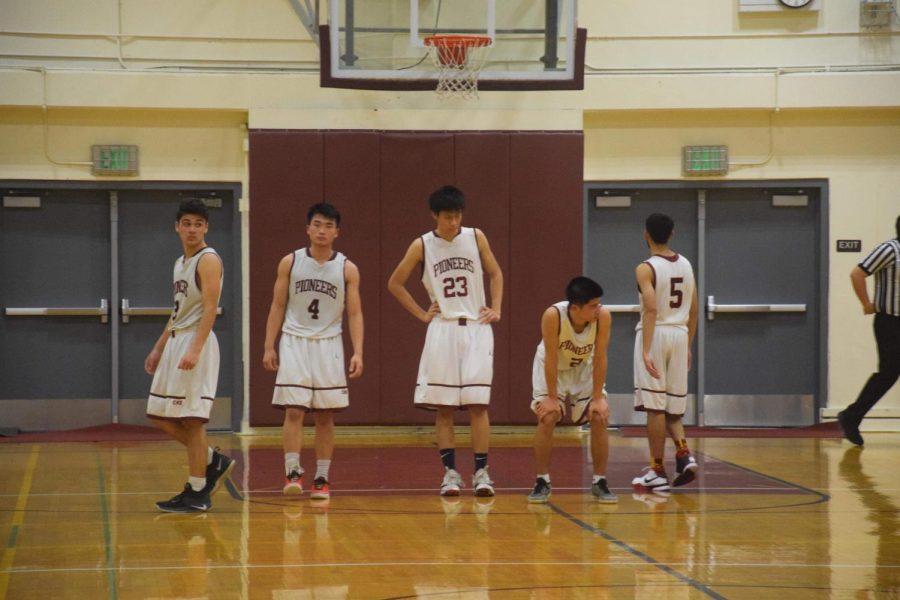 CHS Basketball Defeats Oakland Tech at CCS