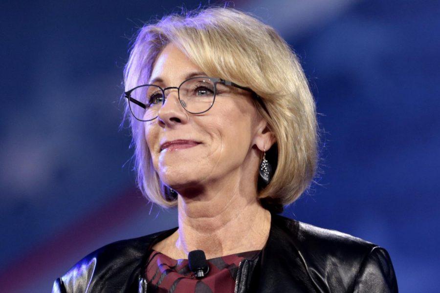 Education Under Betsy Devos' Administration