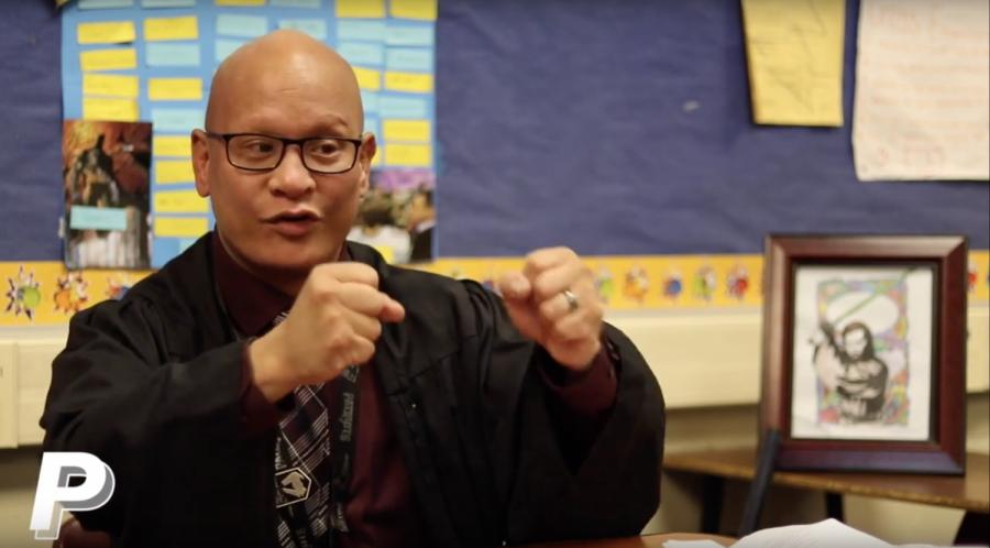 Teacher of the Year: Sean Bui (Video)
