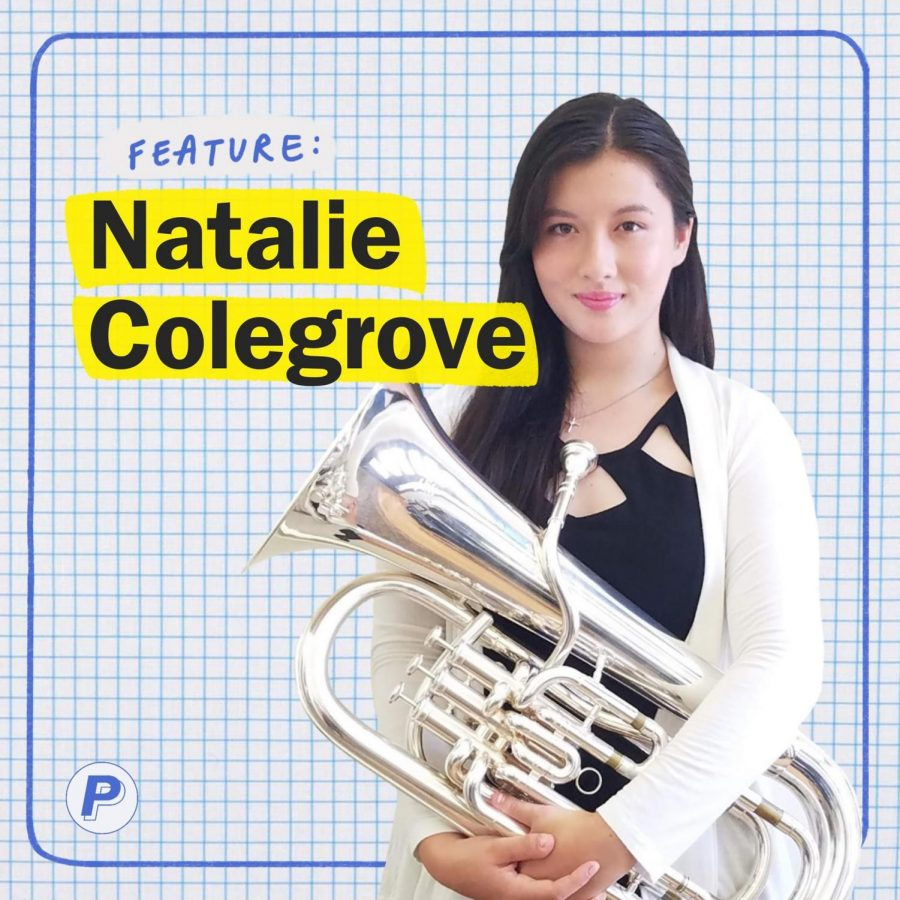 Ep.1: Natalie Colegrove- Euphonium player and Entrepreneur
