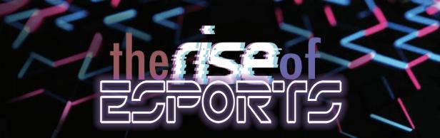 Rise of E-Sports
