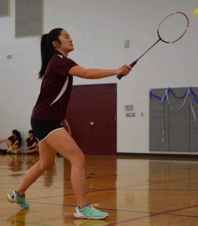 Feature on Athlete Maggie Li
