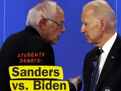 Ep 3. Biden vs Sanders Debate
