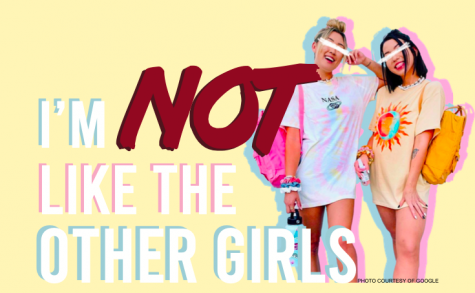 Im Not Like the Other Girls