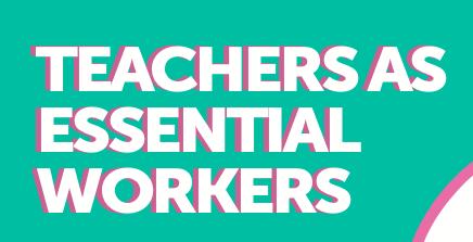 Teachers As Essential Workers