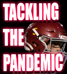 Tackling the Pandemic - The CHS Football Team