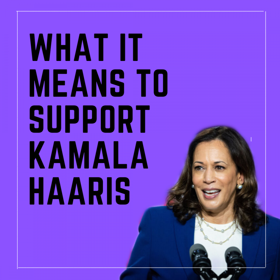 What it Means to Support Kamala Harris