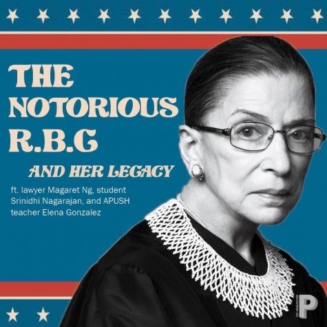 The Notorious R.B.G and her Legacy