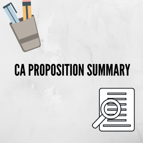 2020 California Propositions Summarized