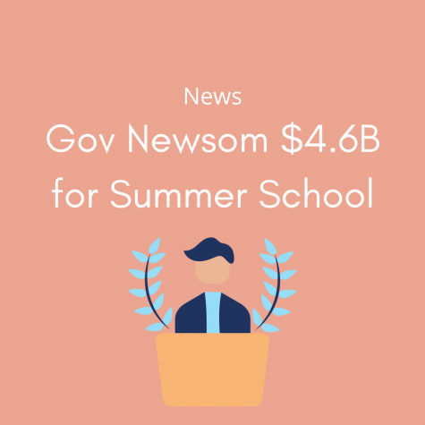 Gov. Newsom Dedicates $4.6B for Summer School