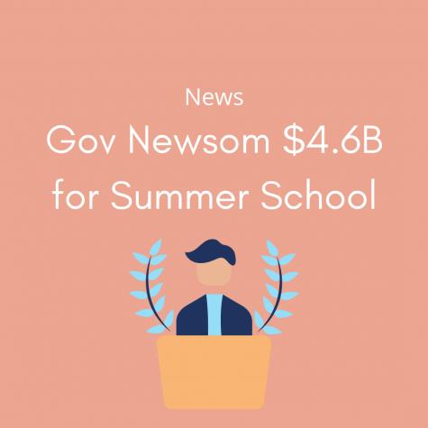 Gov. Newsom Dedicates $4.6B for Summer School