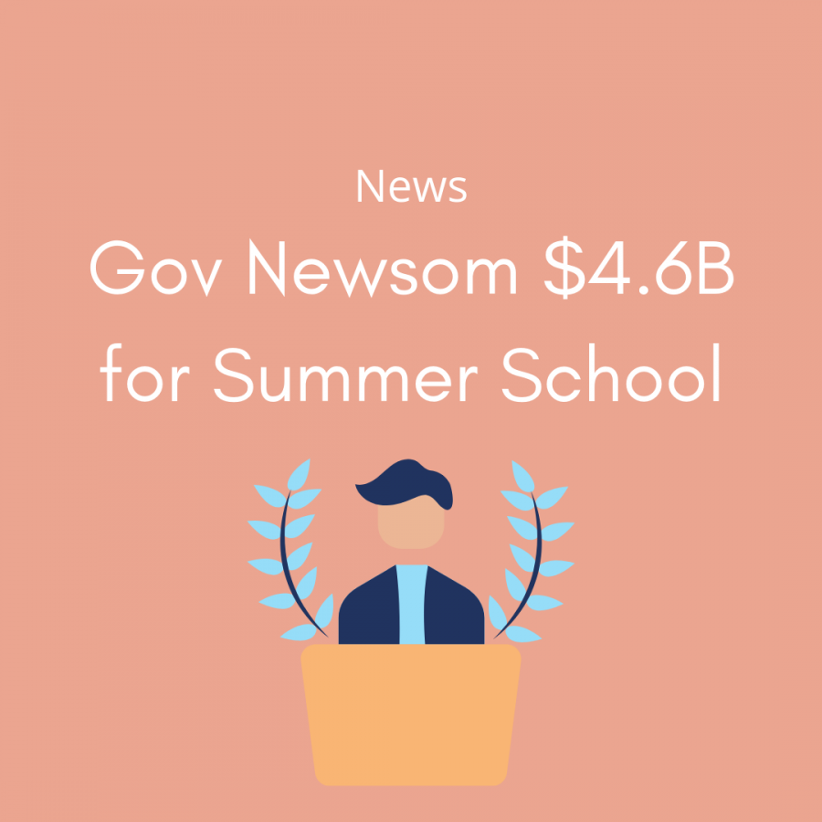 Gov.+Newsom+Dedicates+%244.6B+for+Summer+School