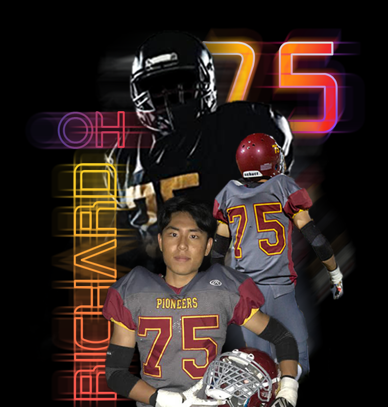 Athlete of the Month: Richard Oh