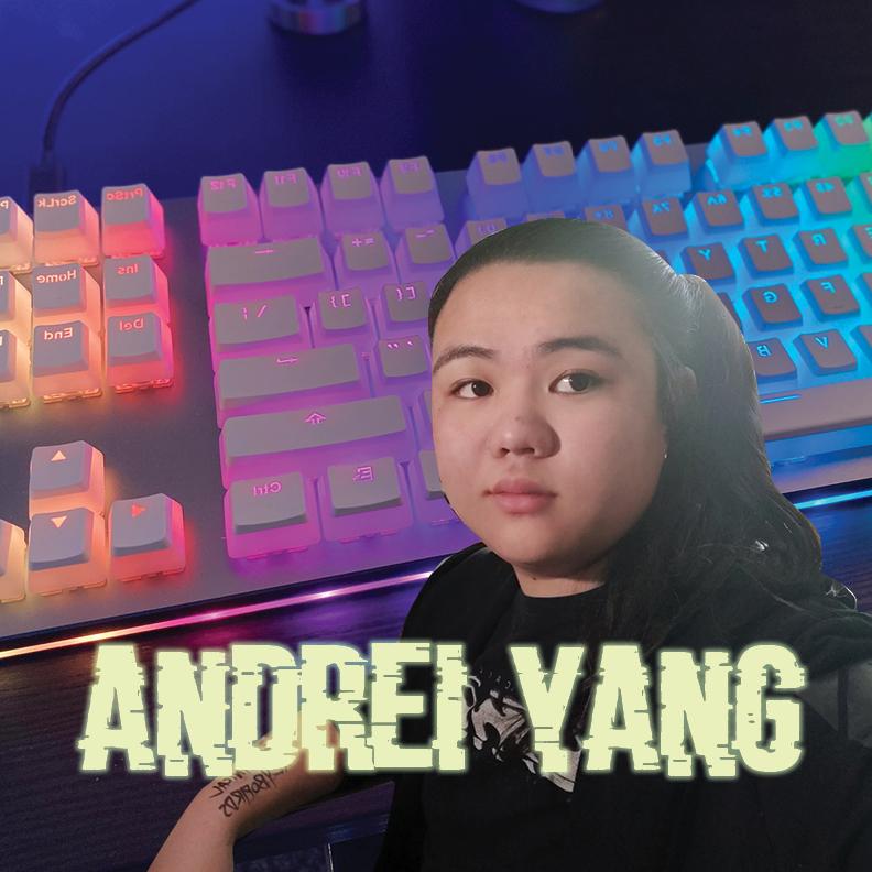 Mechanical Keyboards: Andrei Yang